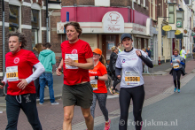 Hilversum City Run: 10 km Rabobank Business Run ©fotojakma.nl