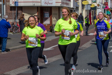 Hilversum City Run 5 km Rabobank Business Run ©fotojakma.nl